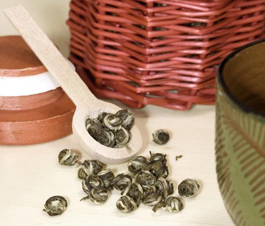 Зеленый жасминовый чай / © FreeImages.com