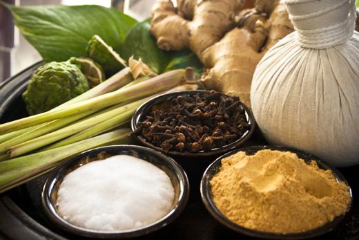 Имбирь, корица, коричневый сахар / © FreeImages.com