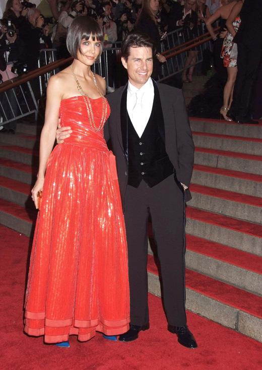 Кэти Холмс (Katie Holmes), Том Круз (Tom Cruise) / © Everett Collection / Shutterstock.com
