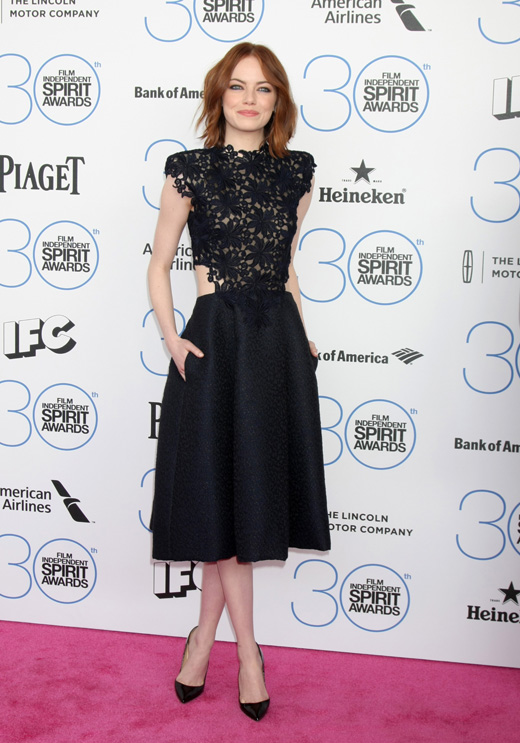 Эмма Стоун (Emma Stone) / © Helga Esteb / Shutterstock.com