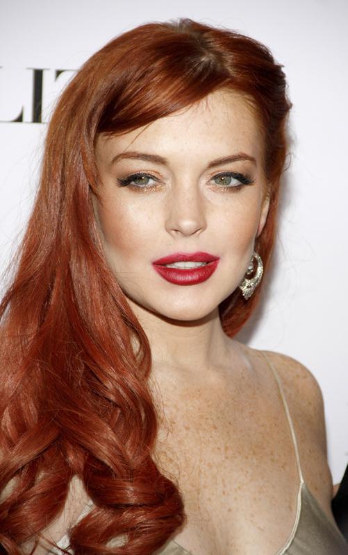 Линдсей Лохан (Lindsay Lohan) / © Depositphotos.com / PopularImages