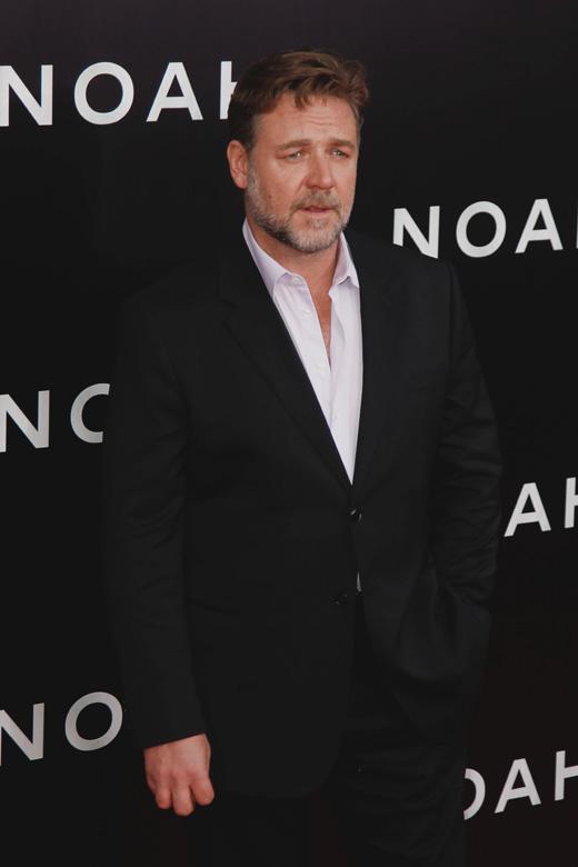 Рассел Кроу (Russell Crowe) / © Debby Wong / Shutterstock.com