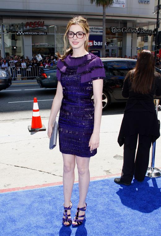 Энн Хэтэуэй (Anne Hathaway) / © PopularImages / Depositphotos.com