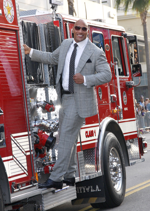 Дуэйн Джонсон (Dwayne Johnson) / © PopularImages / Depositphotos.com