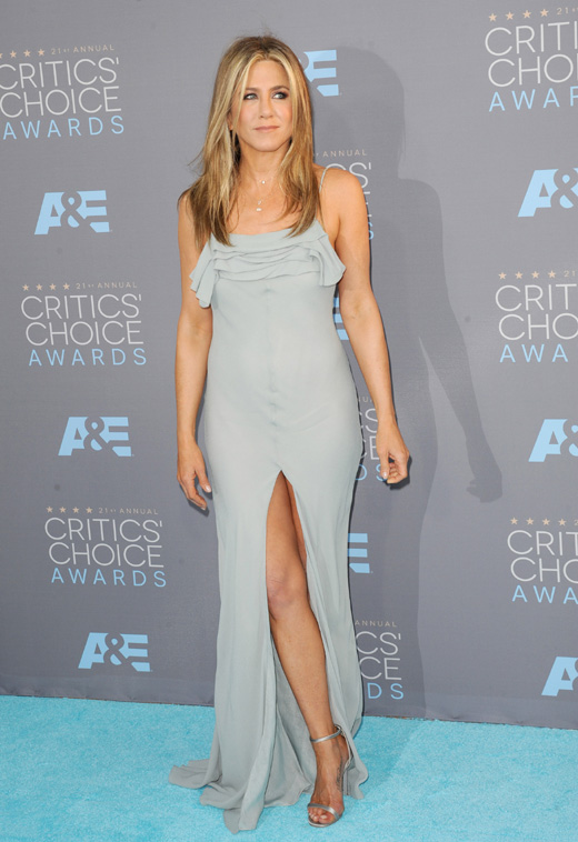 Дженнифер Энистон (Jennifer Aniston) / © PopularImages / Depositphotos.com