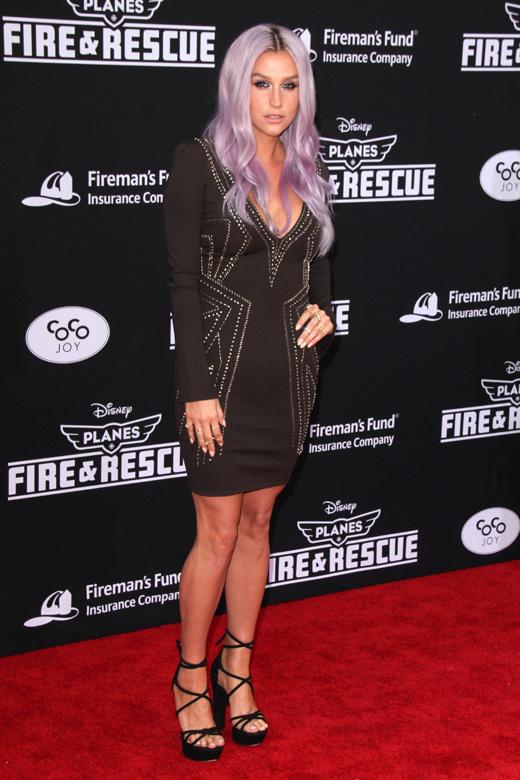 Кеша (Kesha) / © s_bukley / Depositphotos.com