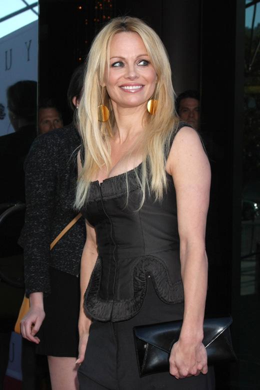 Памела Андерсон (Pamela Anderson) / © bossmoss / Depositphotos.com
