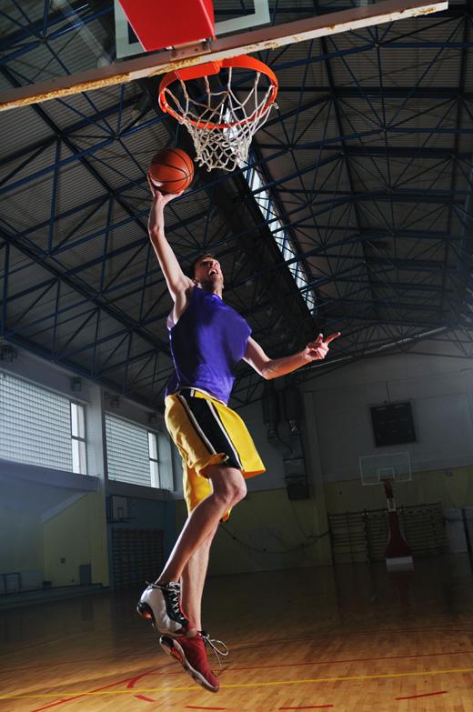 Занятия спортом / © Depositphotos.com / shock