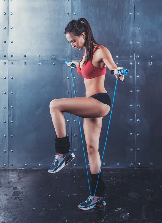 Занятия спортом / © Depositphotos.com / undrey