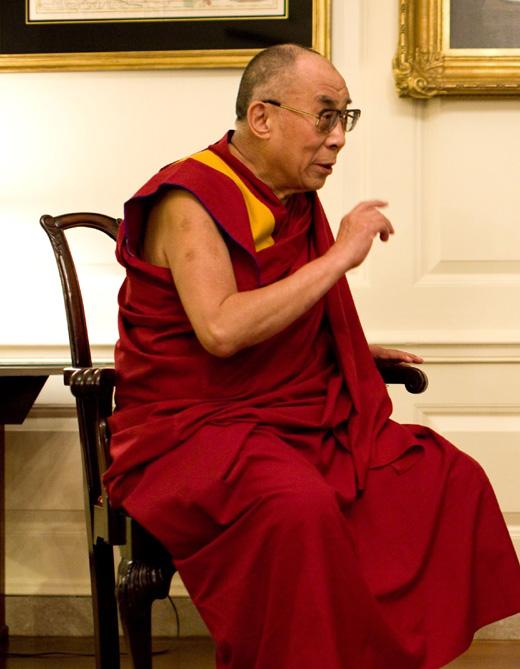 Далай-лама (Dalai Lama) / © janeb13 / Pixabay.com