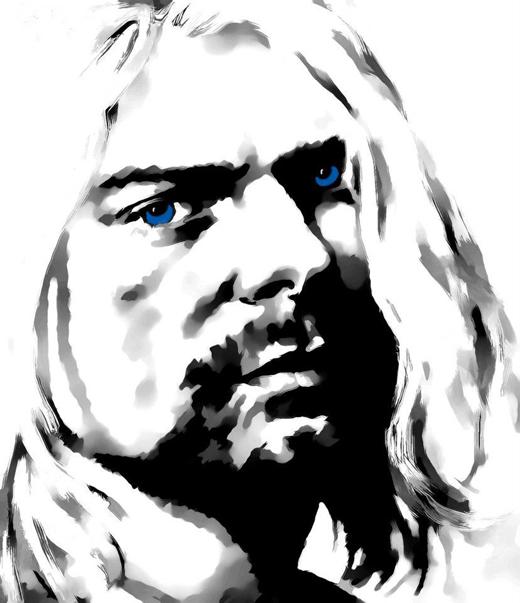 Курт Кобейн (Kurt Cobain) / © InspiredImages ) / Pixabay.com