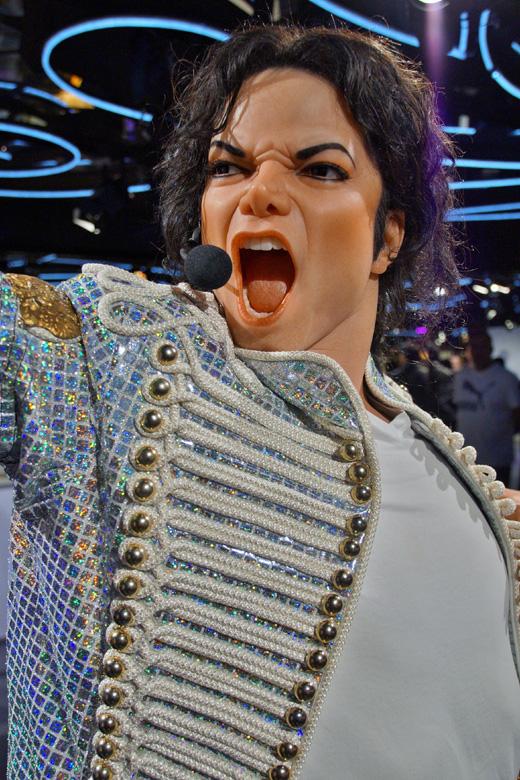 Восковая копия Майкла Джексона (Michael Jackson) / © ivabalk / Pixabay.com