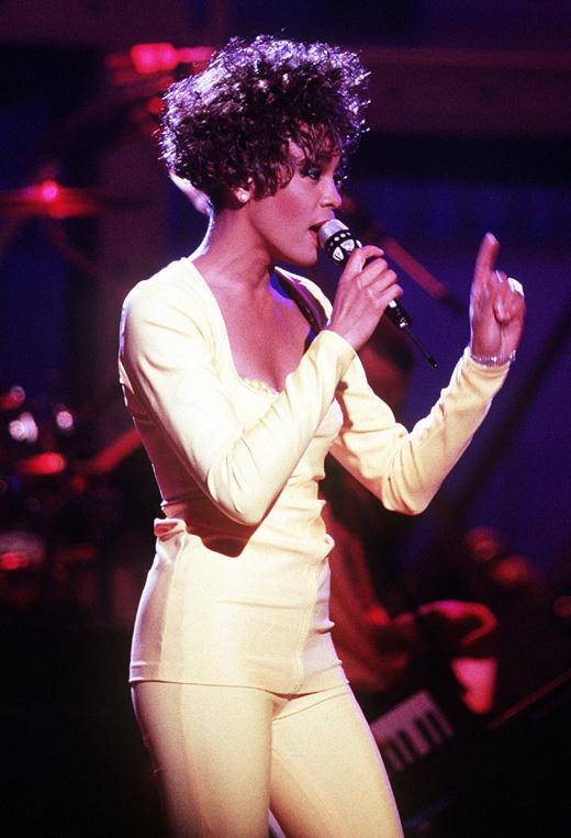 Уитни Хьюстон (Whitney Houston) / © tpsdave / Pixabay.com