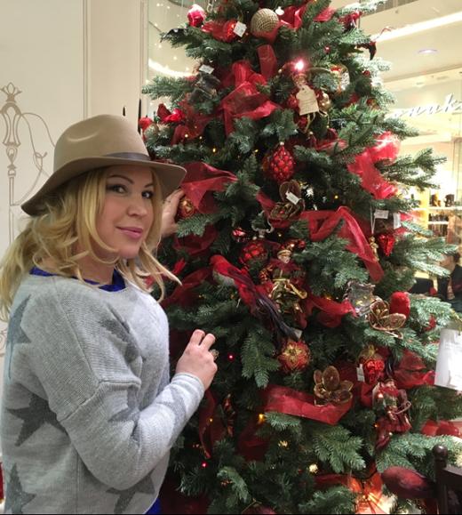 поп-звезда Юлия Артемова