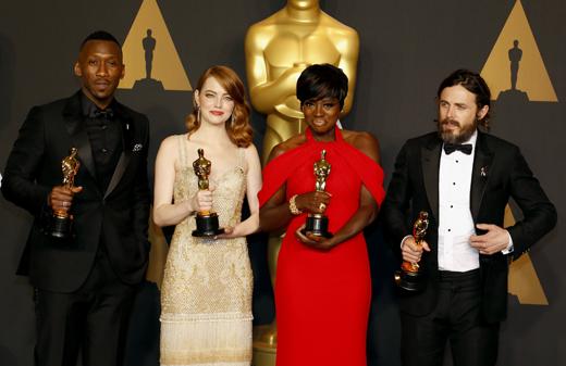 Победители Оскара 2017