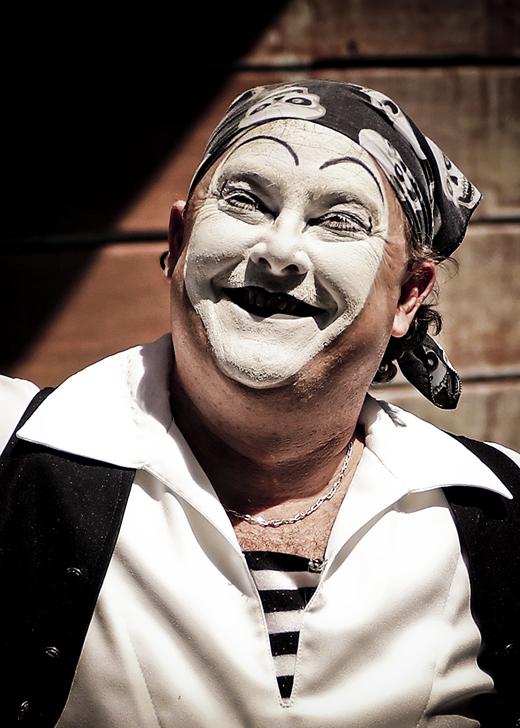 Добрый клоун