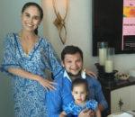 Илана Юрьева семья
