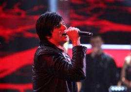 Дмитрий Колдун на сцене