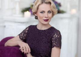 Актриса театра Оксана Скакун
