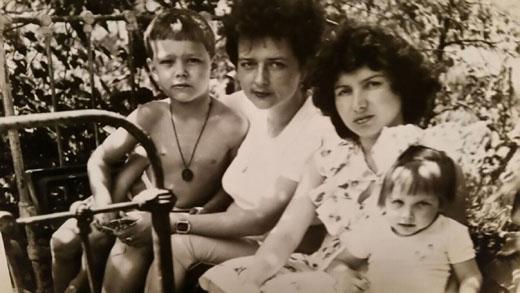 Сергей Губанов детские фото
