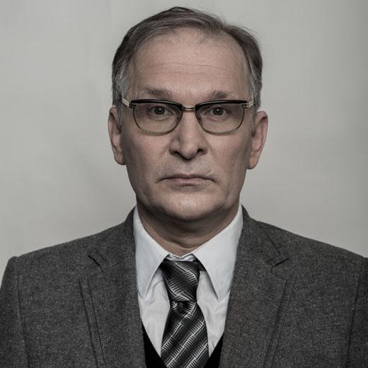 Федор Добронравов из спектакля «Чудики»