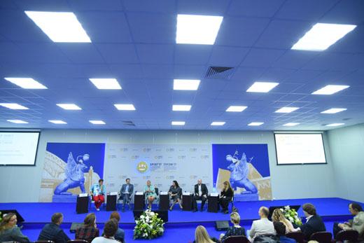 В рамках Петербургского международного экономического форума