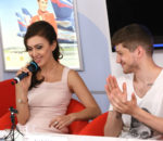 Екатерина Мцитуридзе и Кантимир Балагов