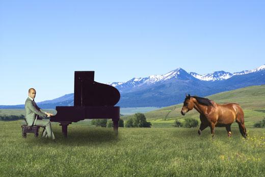 Джаз в колхозе