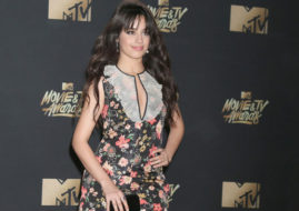 Солистка группы Fifth Harmony Камила Кабелло