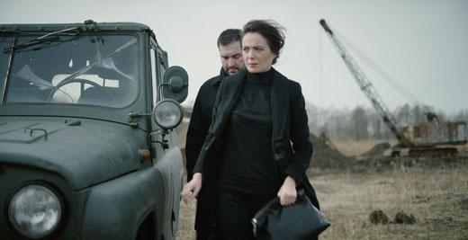 """Кадр из фильма """"Горизонты"""""""
