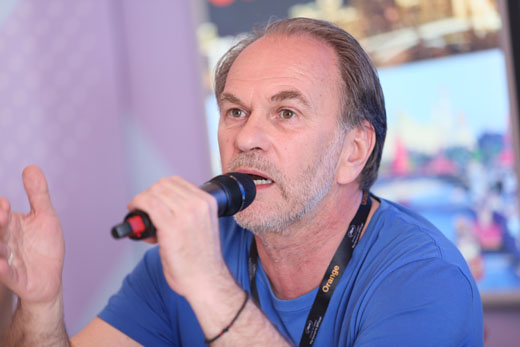 Алексей Гуськов на Каннском кинофестивале