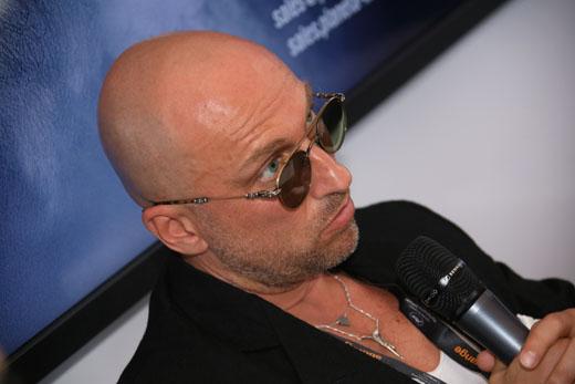 Комедийный актер Дмитрий Нагиев