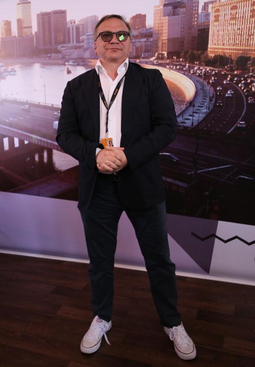 Игорь Угольников в рамках Каннского кинофестиваля
