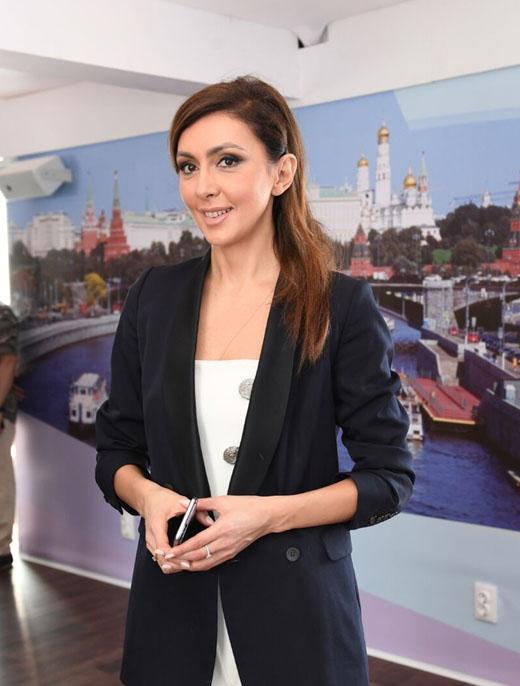 Екатерина Мцитуридзе в Каннах