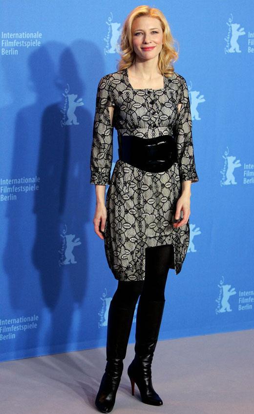 Актриса из Австралии Кейт Бланшетт