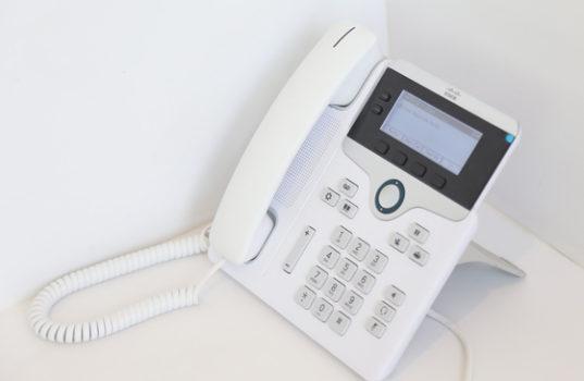 Старый телефонный аппарат