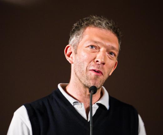 Актер Венсан Кассель