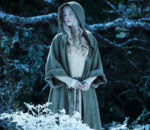 Эль Фаннинг (Elle Fanning) на съемках фильма «Малефисента» (Maleficent) / © Jonathan Prime / Disney