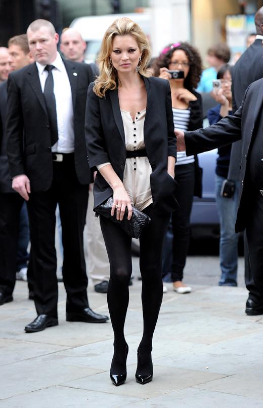 Модель Кейт Мосс (Kate Moss)