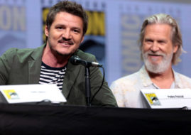 Педро Паскаль (Pedro Pascal) и Джефф Бриджес (Jeff Bridges) / © Gage Skidmore / flickr