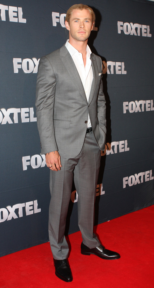 Австралийский актер Крис Хемсворт (Chris Hemsworth)