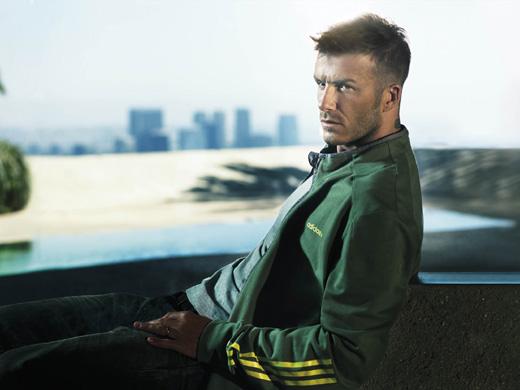 Футболист Дэвид Бекхэм (David Beckham)