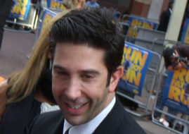 Дэвид Швиммер (David Schwimmer) / © dave patten / flickr