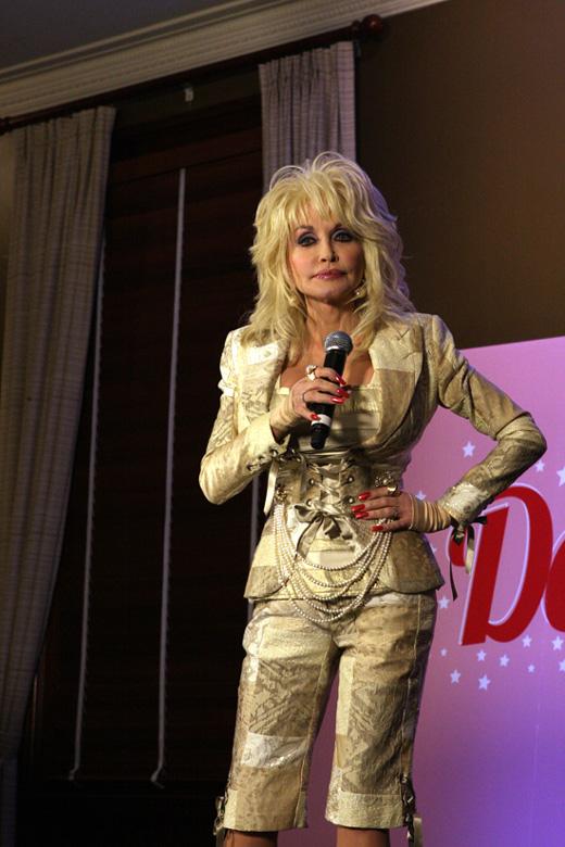 Певица Долли Партон (Dolly Parton)