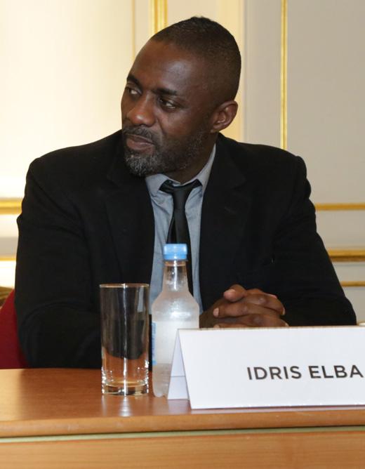 Актер Идрис Эльба