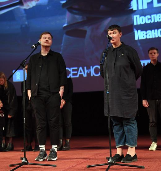 Иван Твердовский и Наталья Мокрицкая