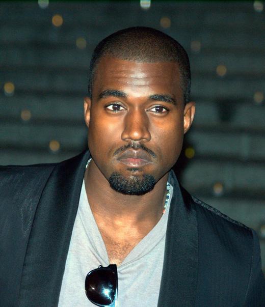 рэпер Канье Уэст (Kanye West)