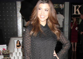 Кортни Кардашян (Kourtney Kardashian) / © London Entertainment / Splash News
