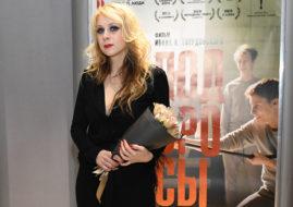 Лариса Баранова на премьере фильма «Подбросы» / © Пресс-служба проекта