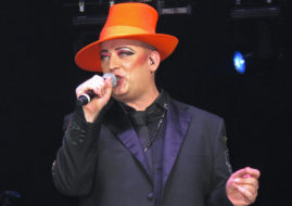 Бой Джордж (Boy George) / © Andrew Hurley / flickr